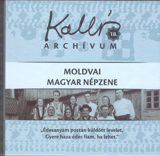 Kallós Archívum 18. – Moldvai