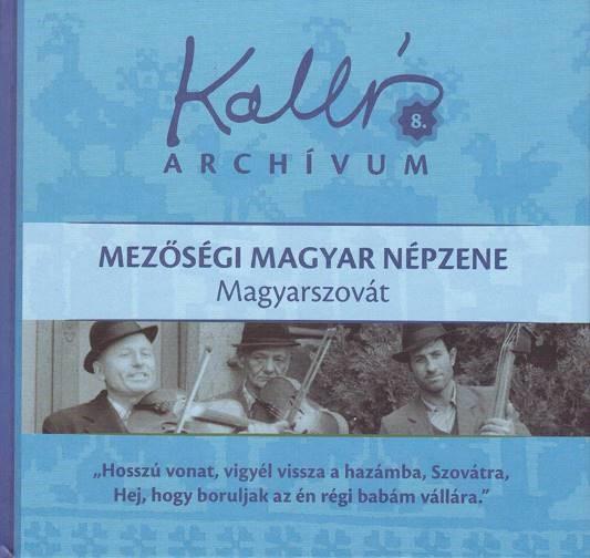 Kallós Archívum 8. – Magyarszovát