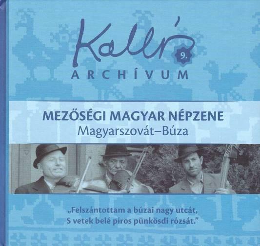 Kallós Archívum 9. – Magyarszovát – Búza