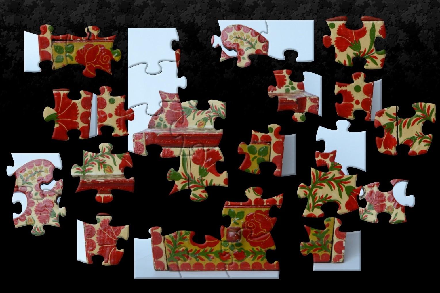 A hét tárgya – Január 29. A kirakó napja